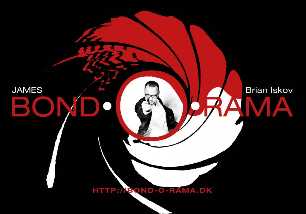 JAMES BOND-O-RAMA large logo