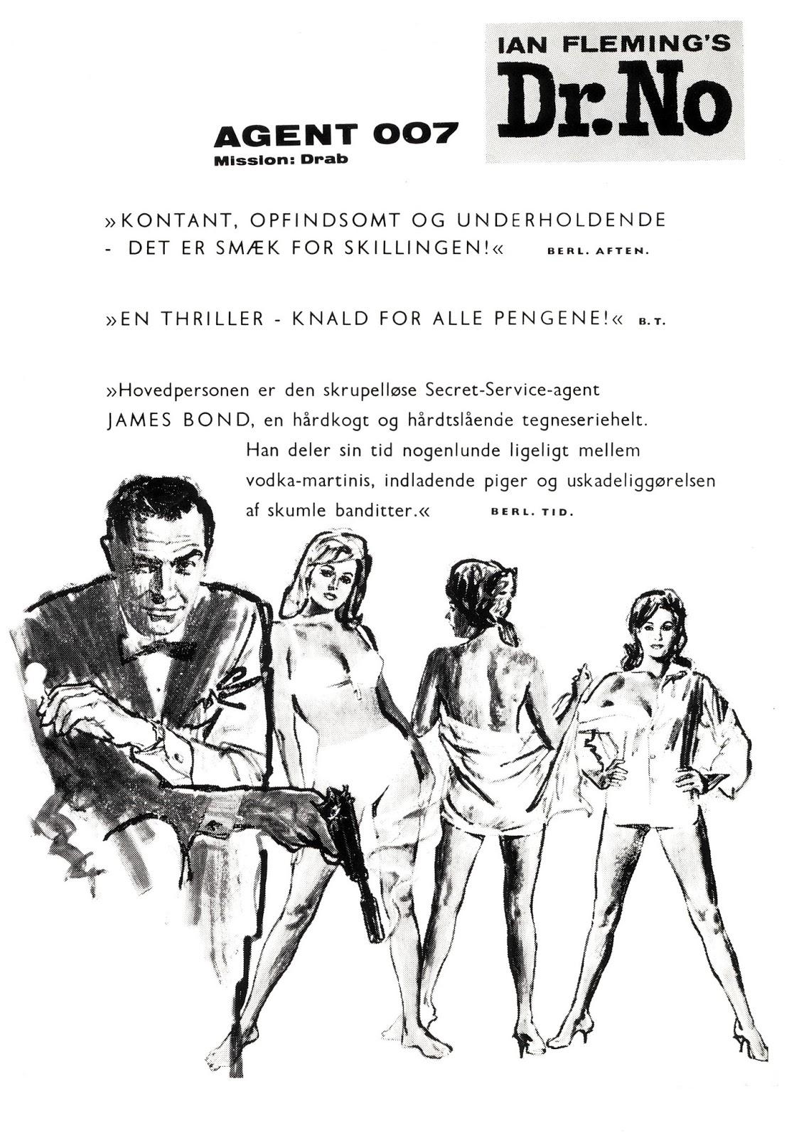 Dr. No - DK pressemateriale 2A