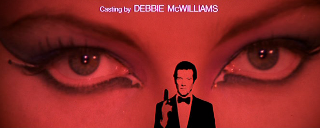 Debbie McWilliams' credit in Octopussy (1983)