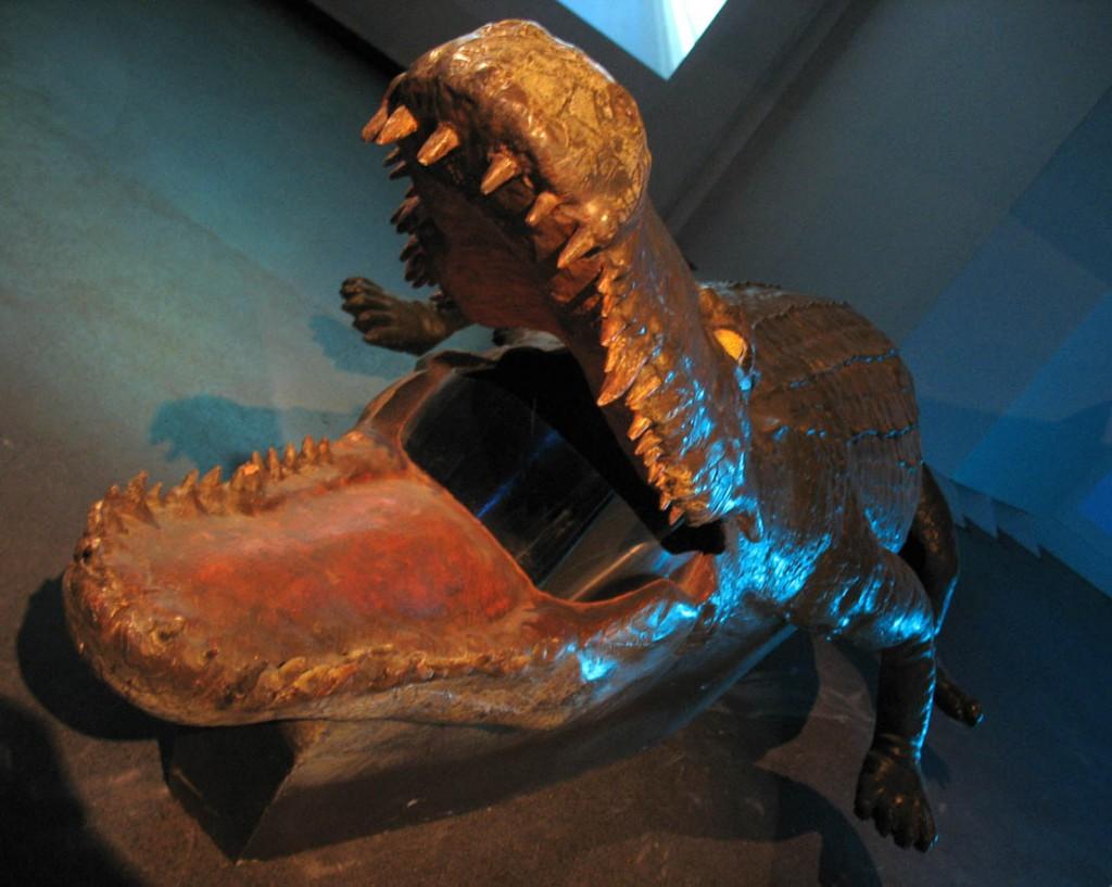 Krokodilleubåd | Foto © Brian Iskov