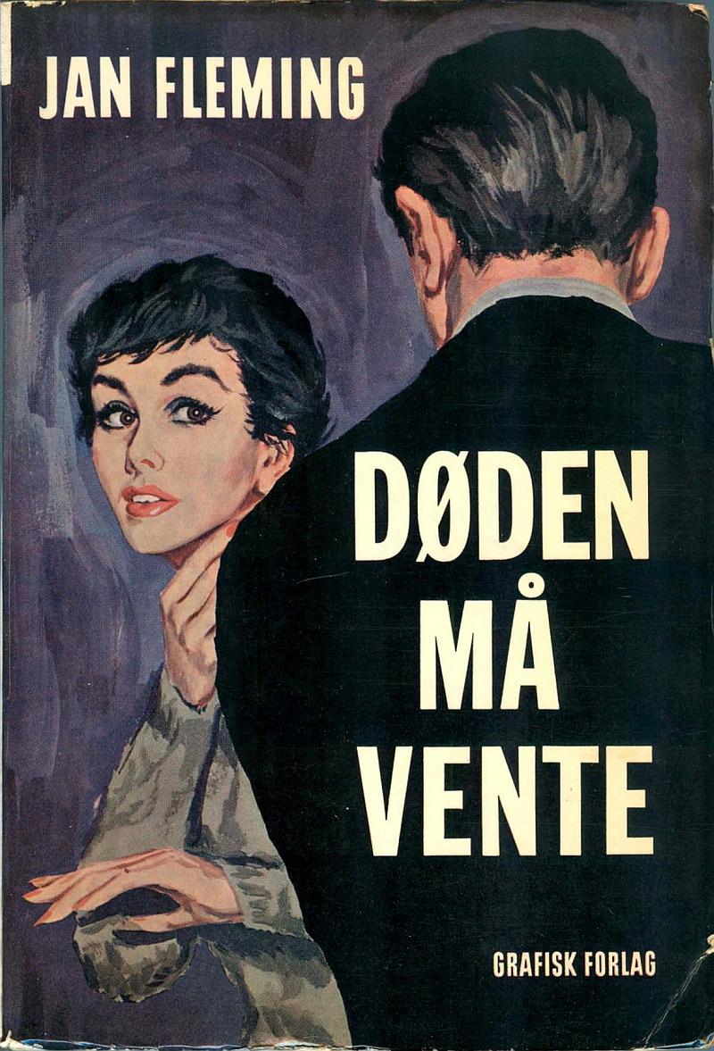 Døden må vente (Goldfinger, Grafisk forlag 1961)