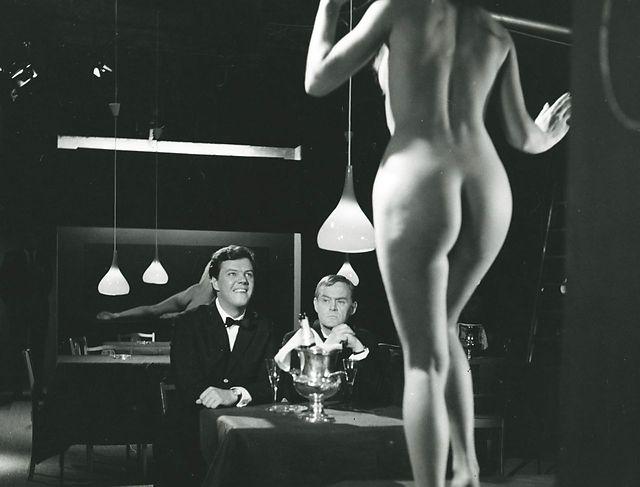 """""""Slå først, Frede!"""" (1965). Foto: Per Grubbe"""