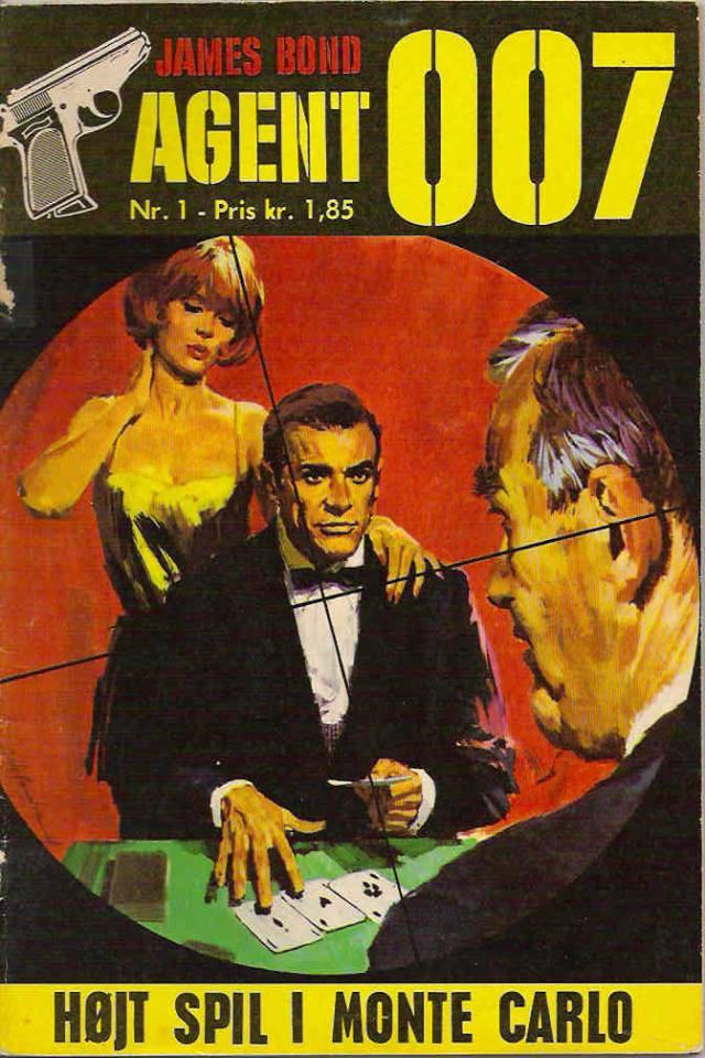 James Bond Book Cover Art : March james bond o rama