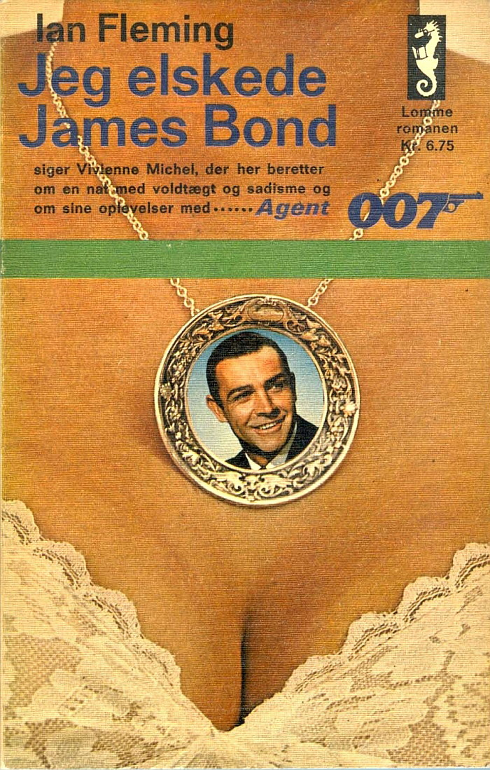 Spionen der elskede mig (Skrifola 1965)