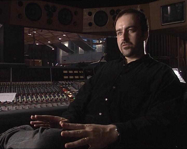 David Arnold 1997 featurette framegrab
