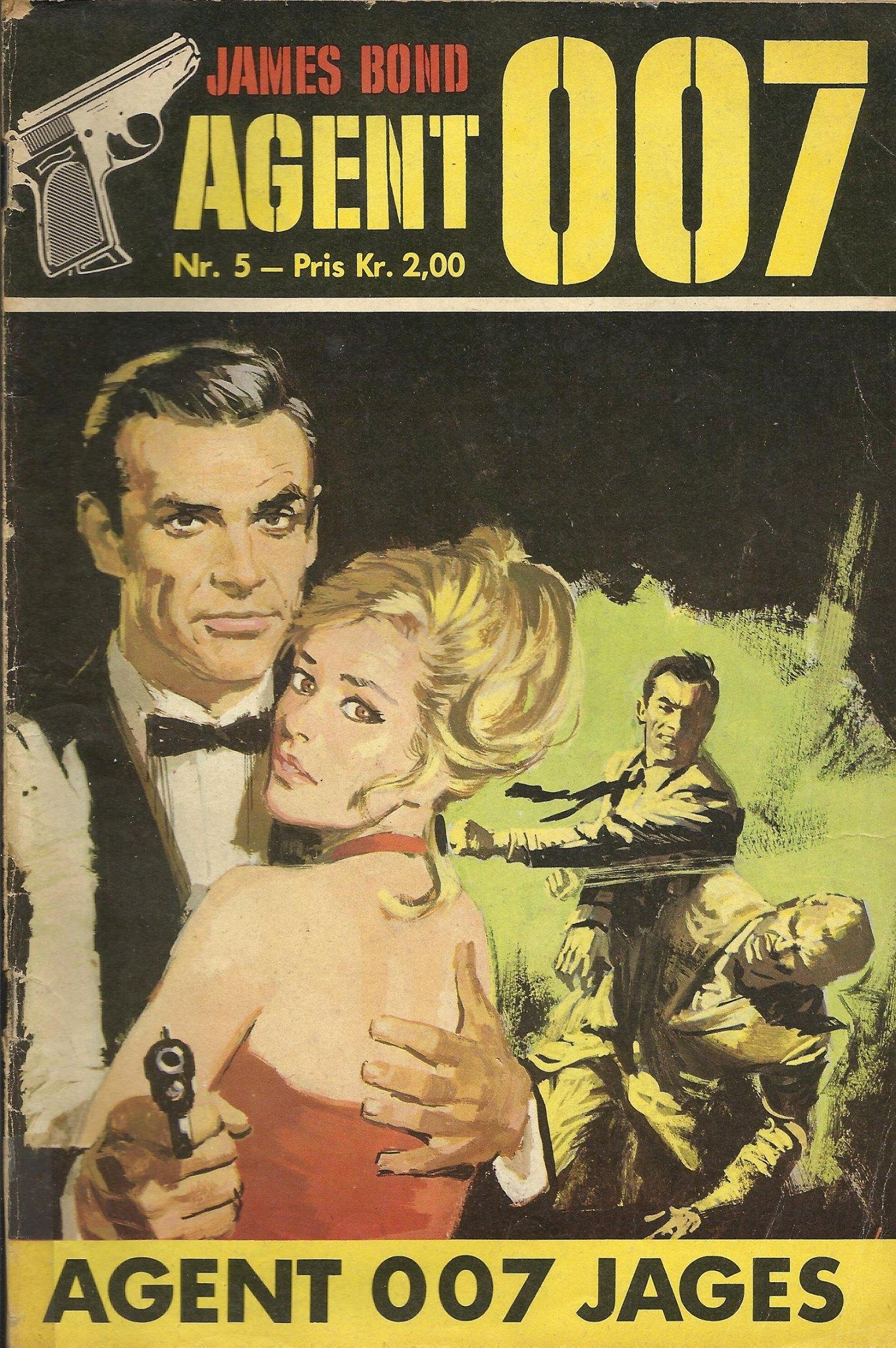 James Bond Agent 007 nr. 5 (1966)