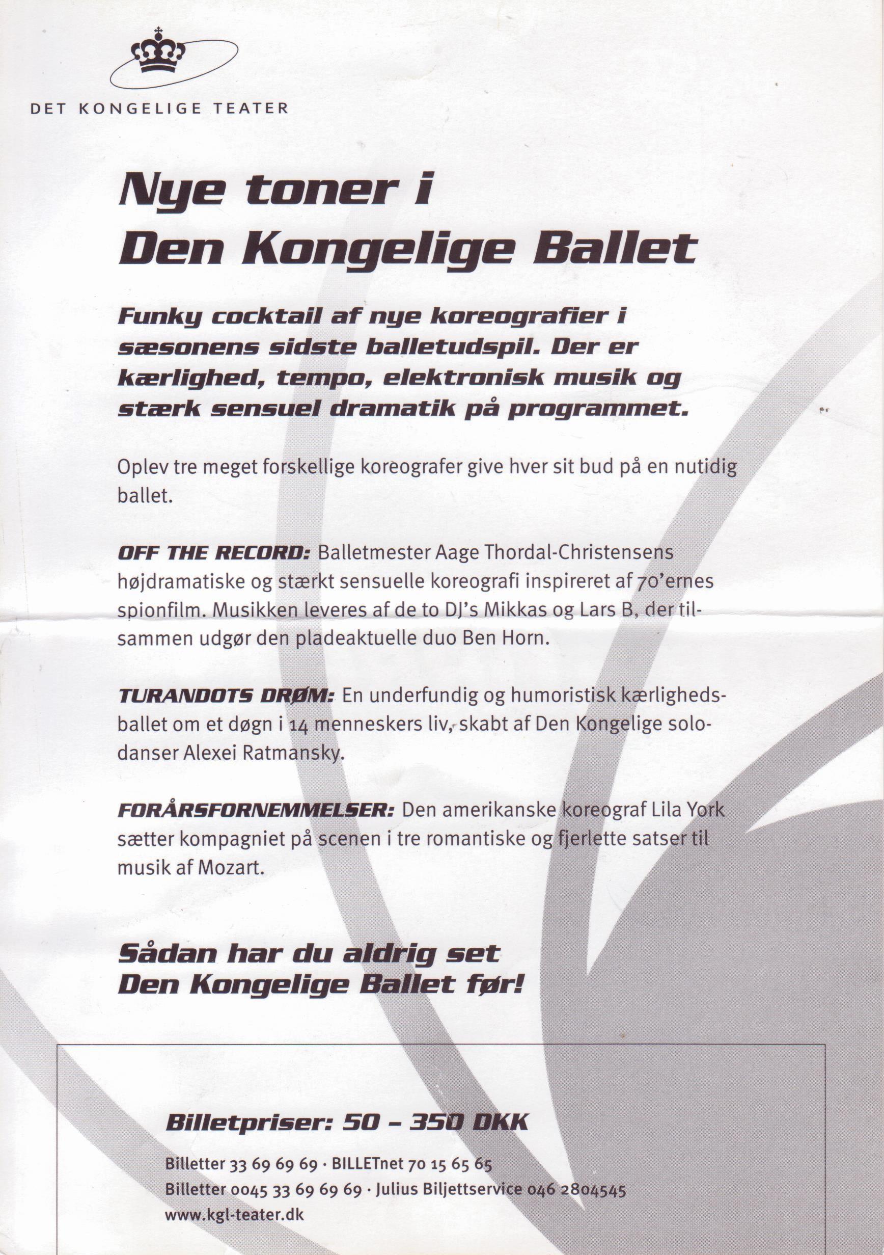 Kgl Ballet Shaken Not Stirred 2001 bagside.jpeg