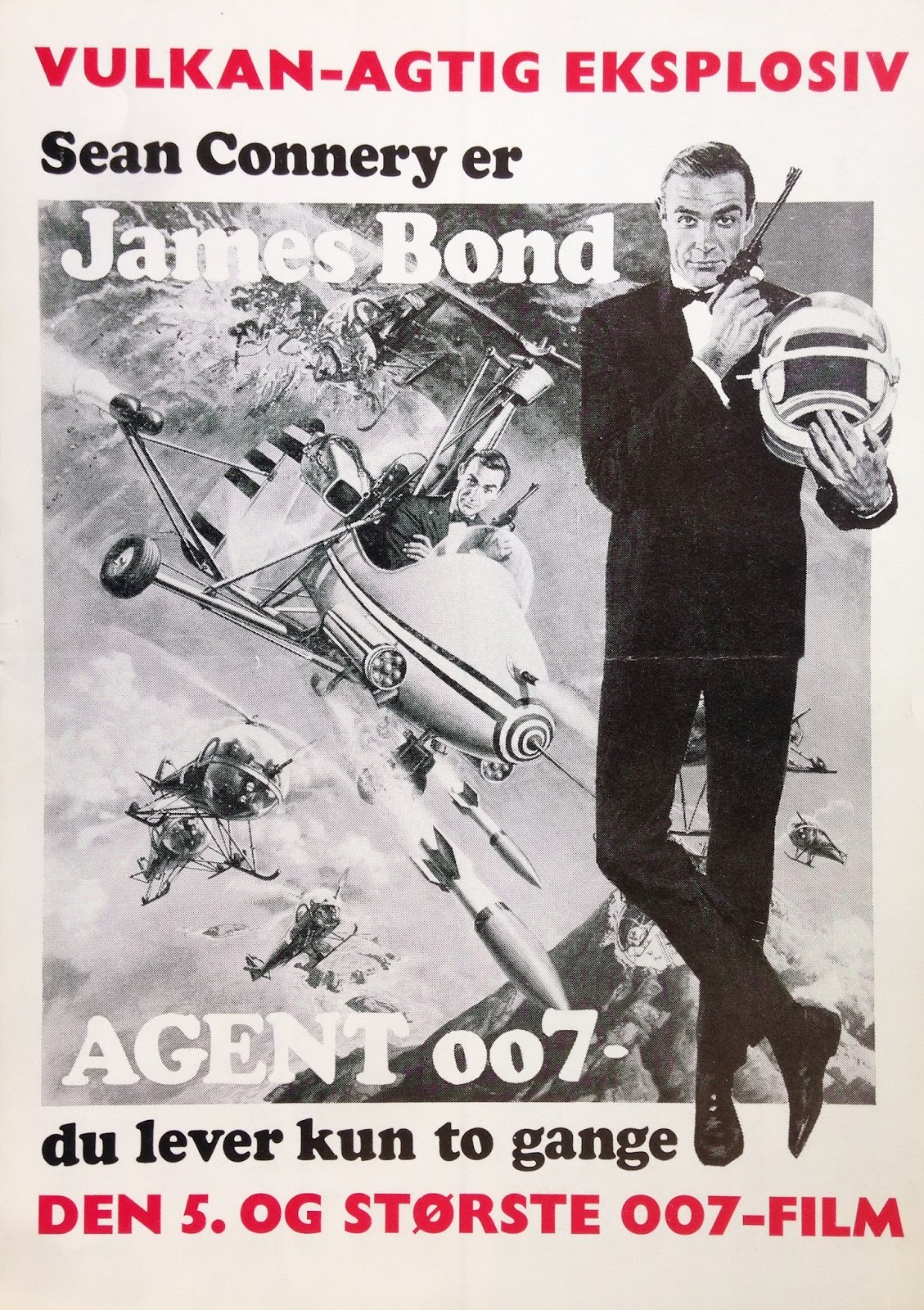 05 - Agent 007 Du Lever Kun To Gange (1A)