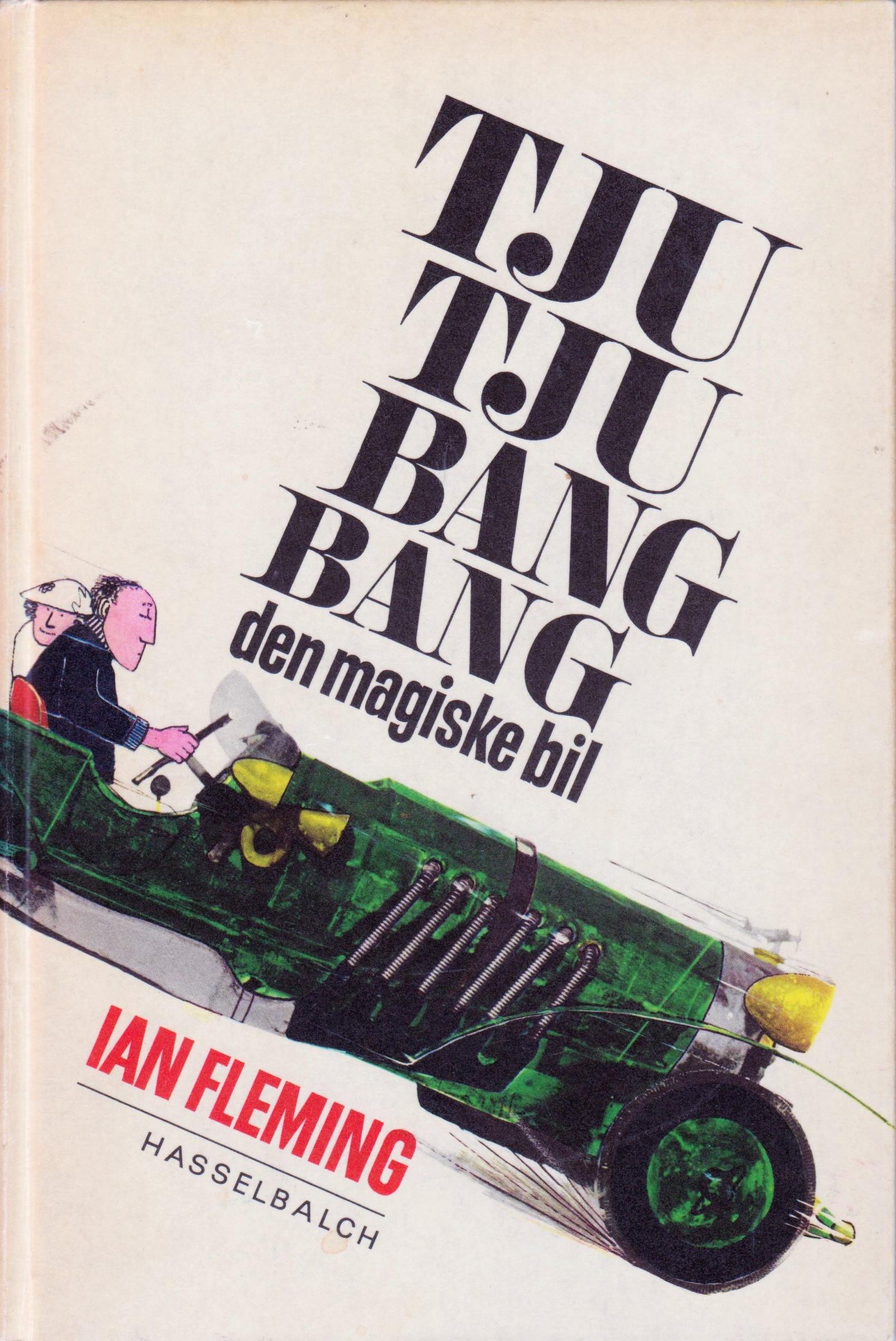 Tju-tju-bang-bang DK 1966 forside