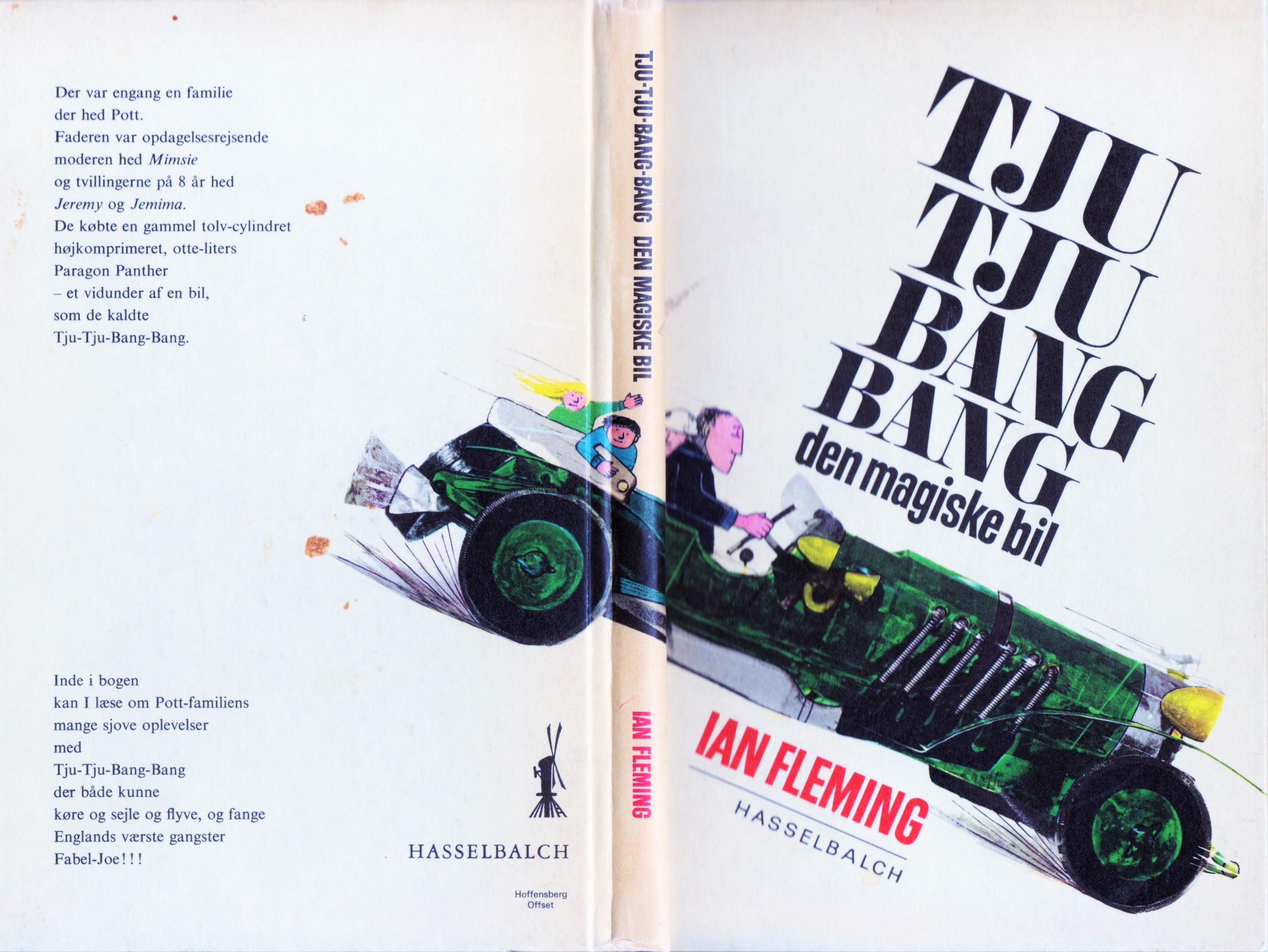 Tju-tju-bang-bang DK 1966 cover