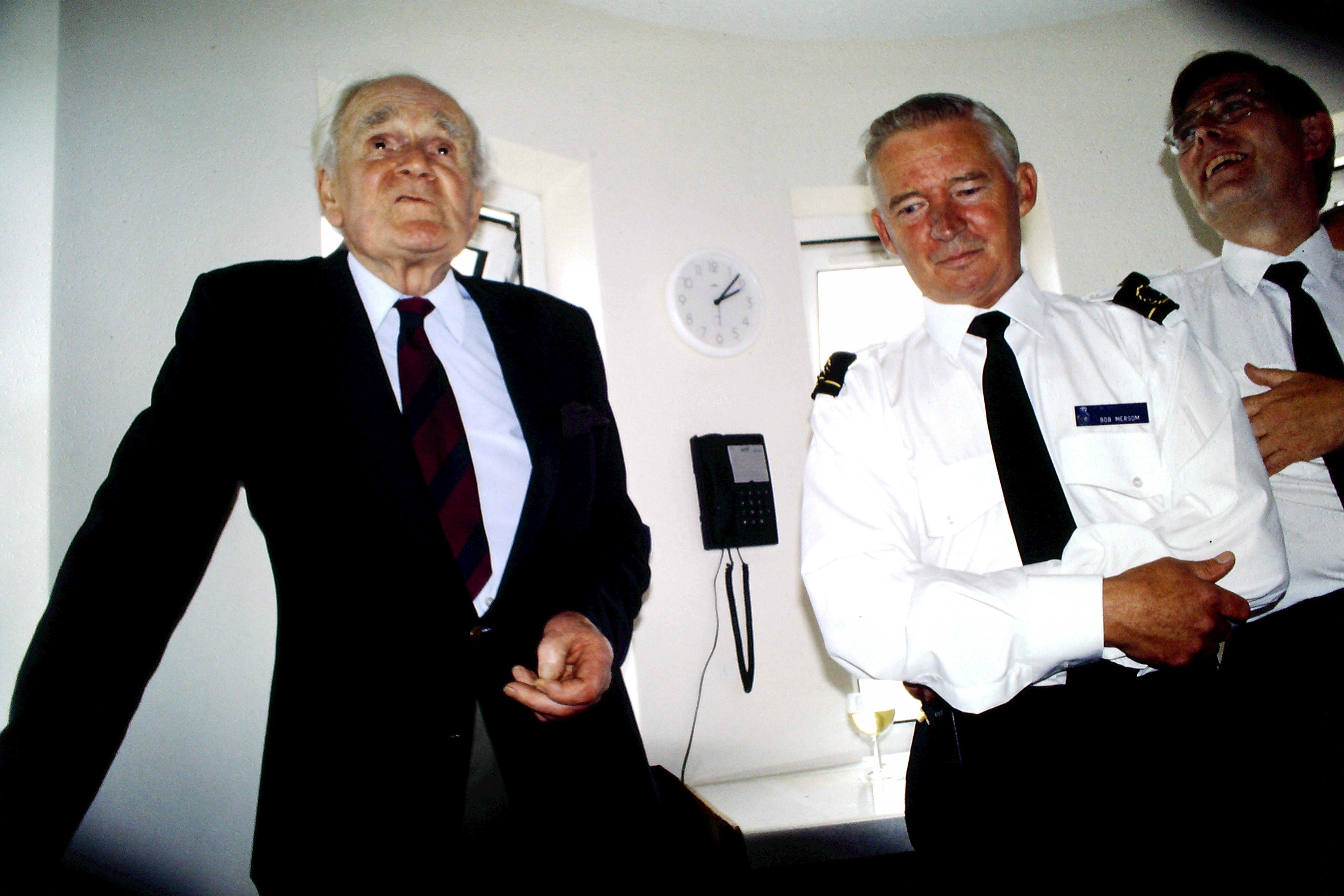 Desmond Llewelyn 27.06.1997 - foto © hansen-hansen.com