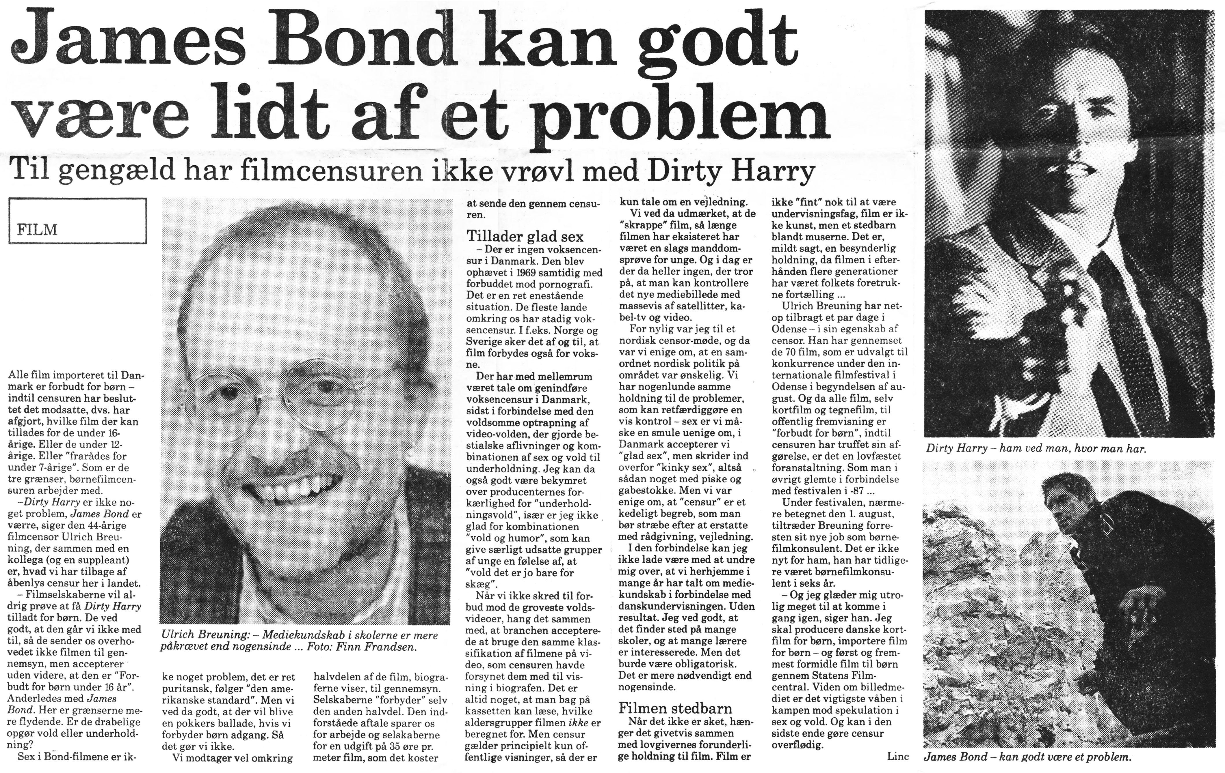 LTK filmcensur FS 1989