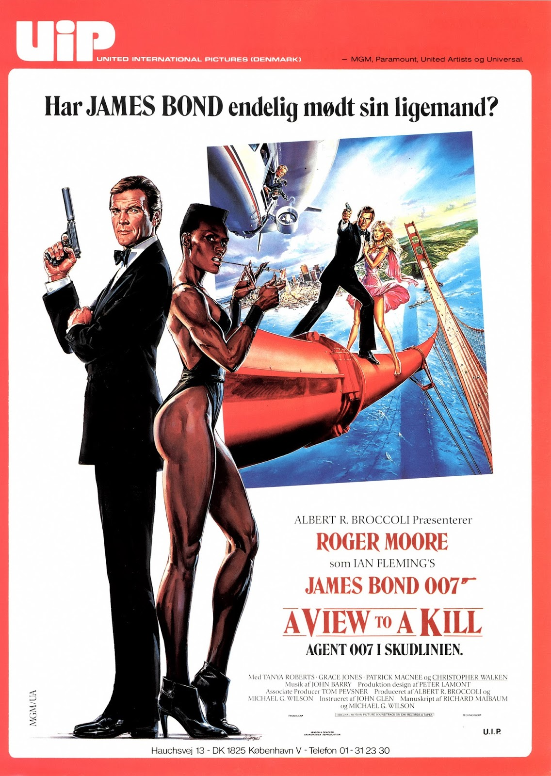 A View From The Beach 17 Will Get You 20: James Bond-O-Rama.dk