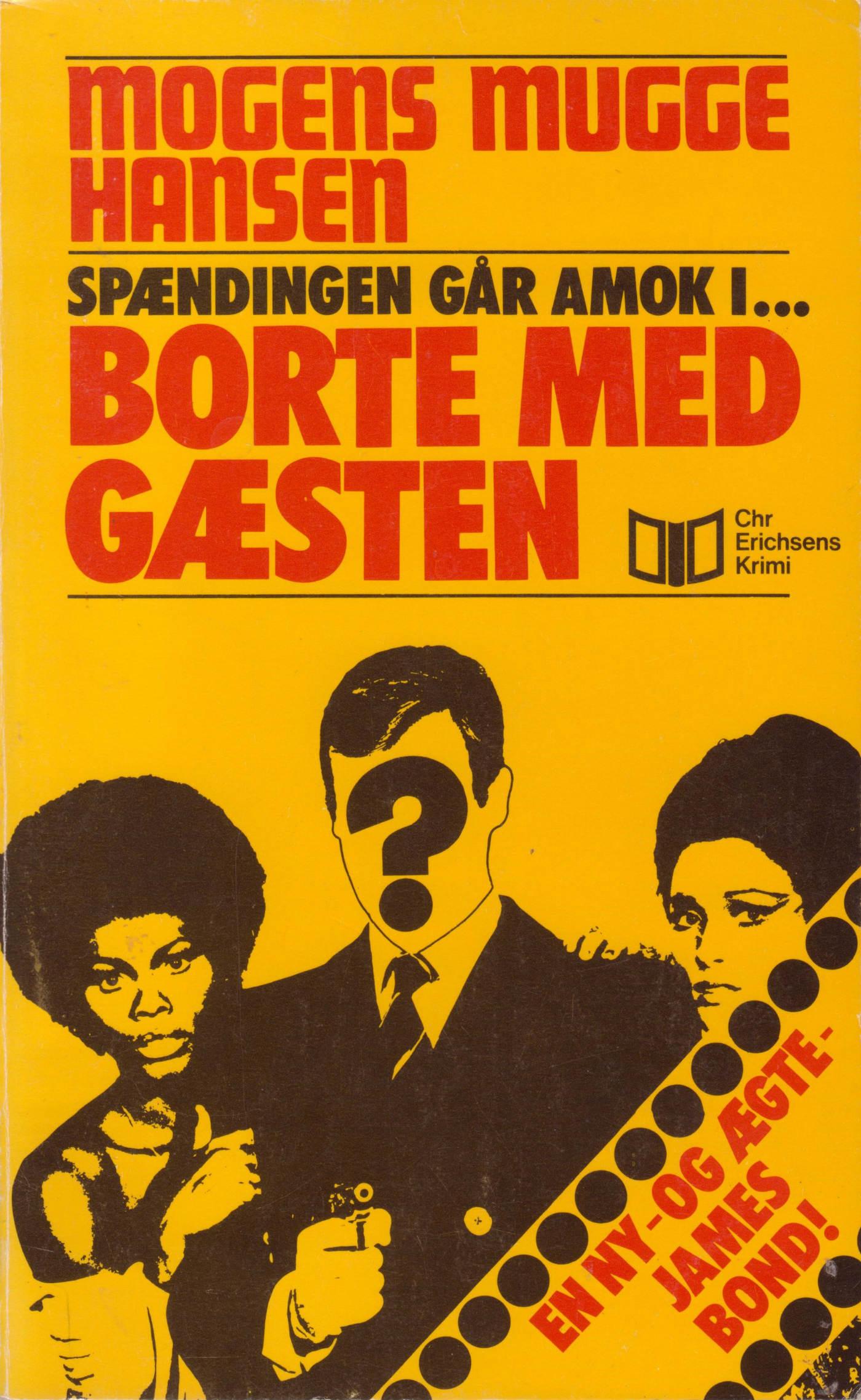 Borte med gæsten 1976 forside
