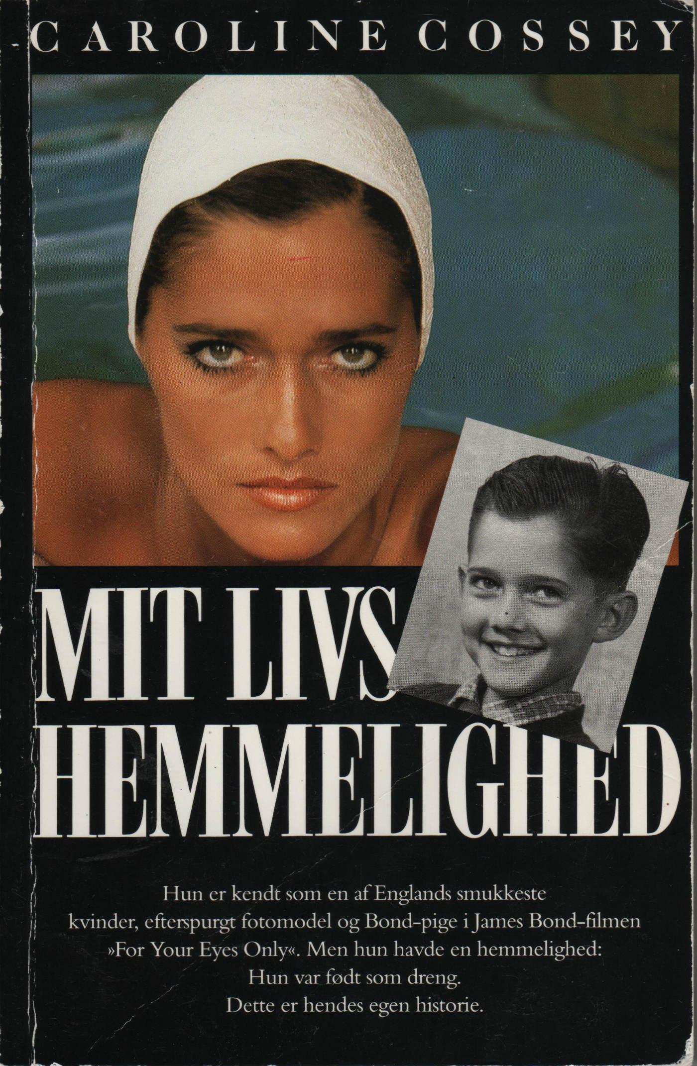 Mit livs hemmelighed (1992) - forside