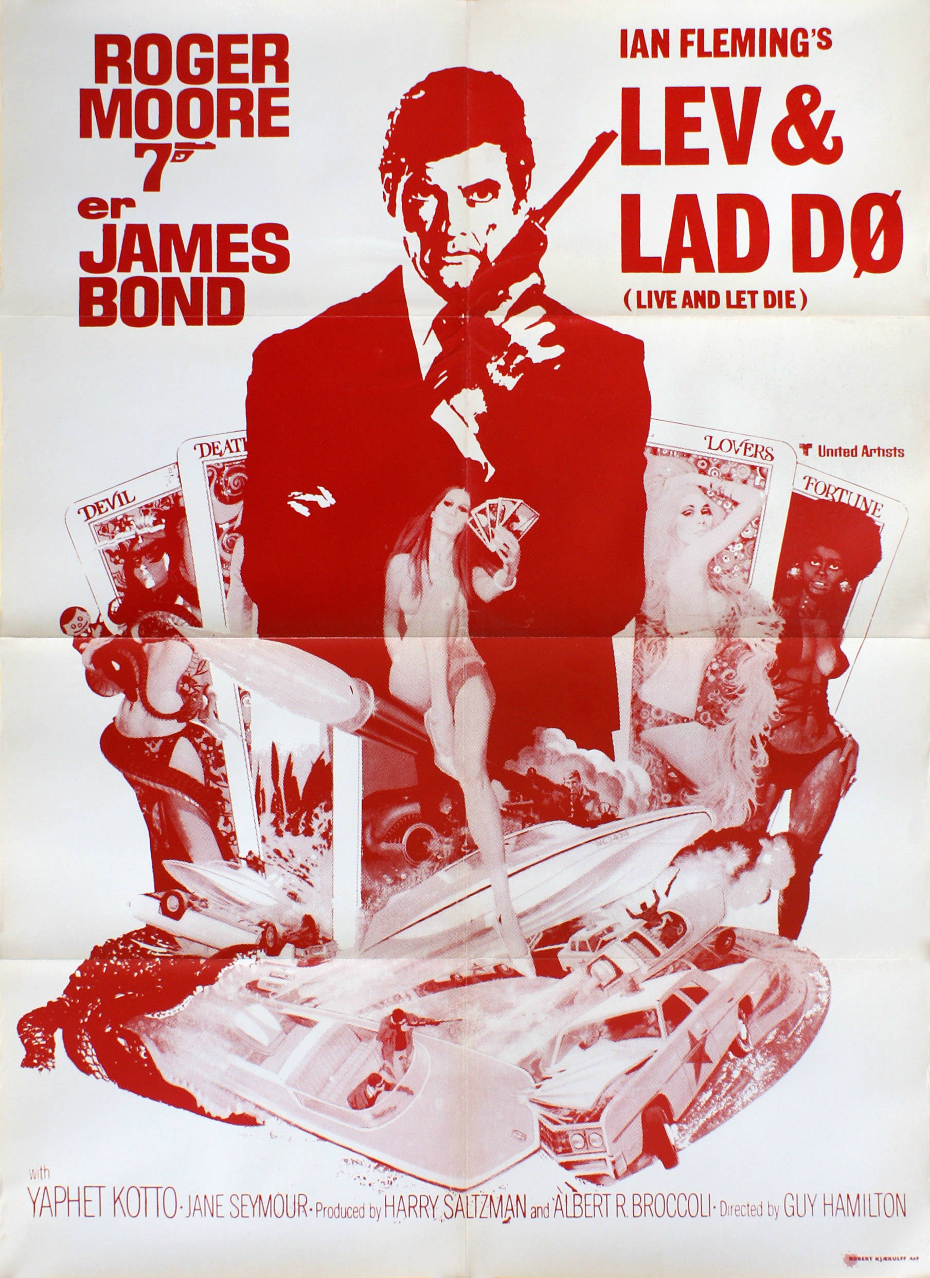 LALD DK poster red
