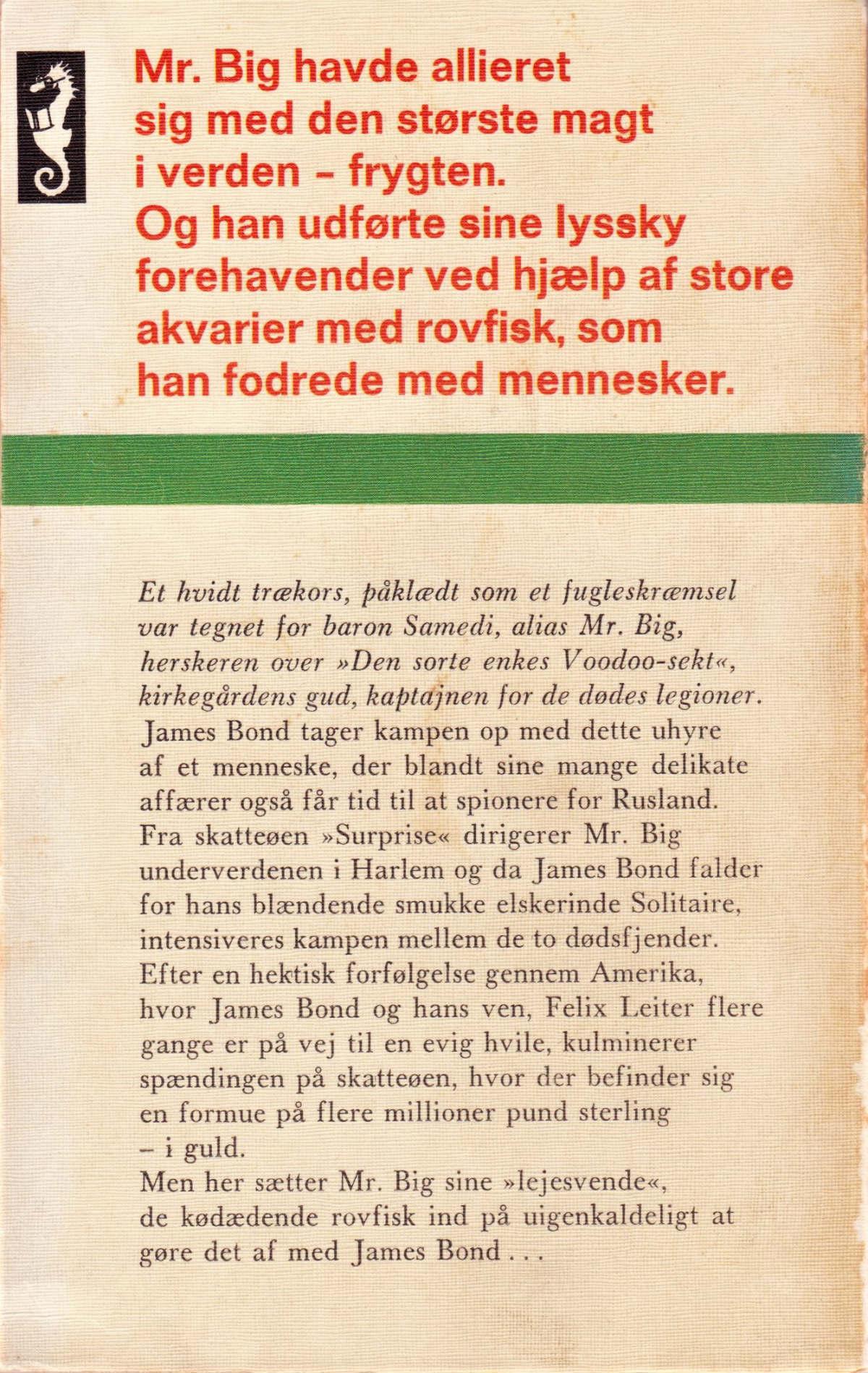 LALD Skrifola paperback 1965 bag