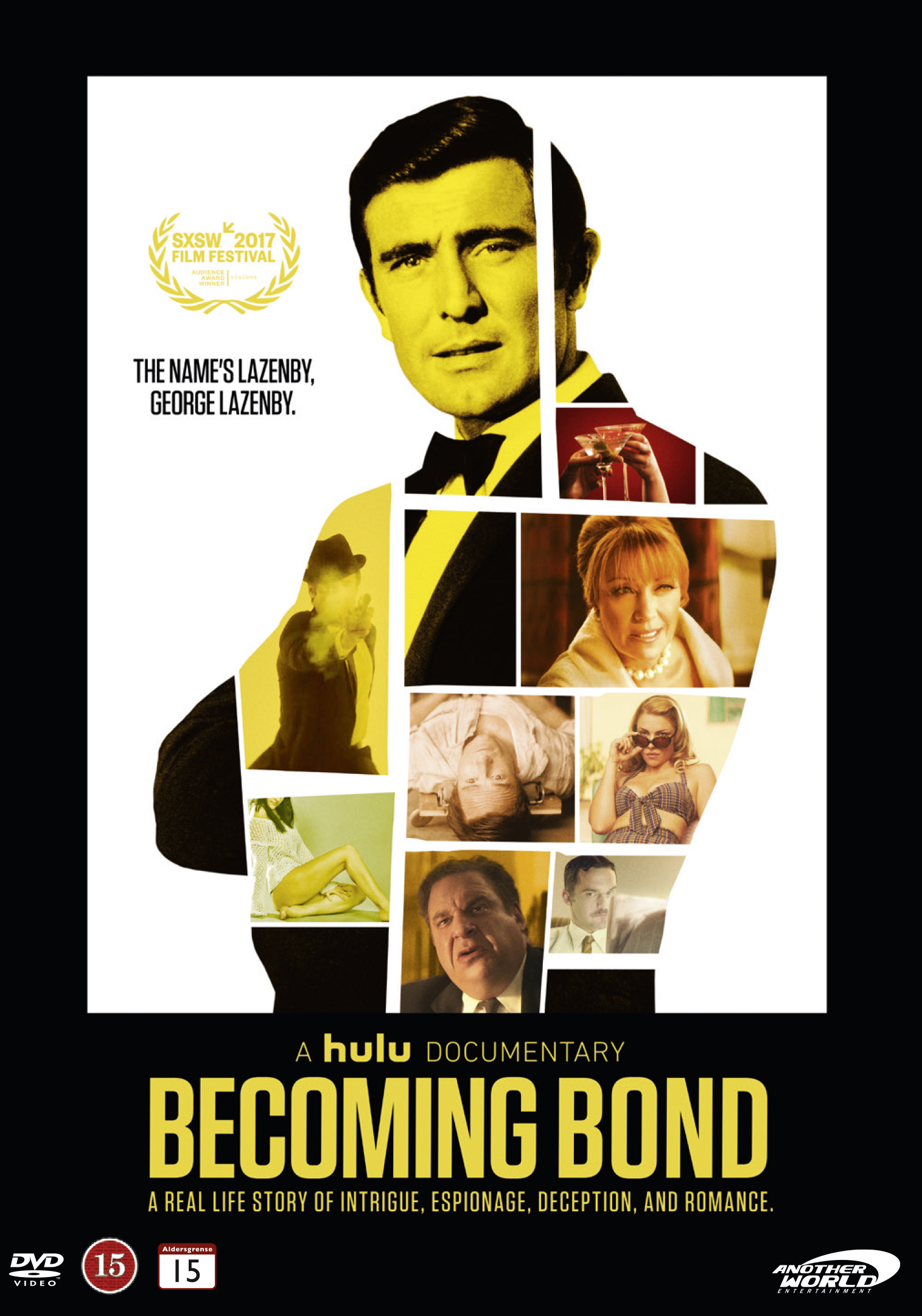 Becoming Bond (dvd-forside)