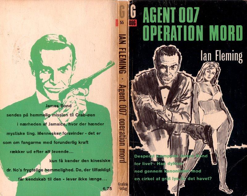 DR NO grafisk G-bog 55 (1965)