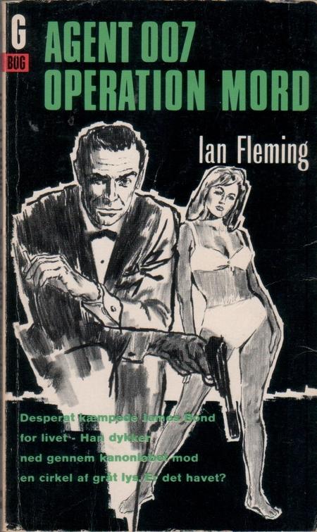DR NO G-bog 55 (1965)