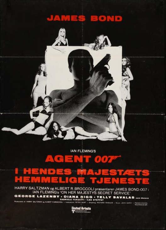 OHMSS DK plakat sort-rød